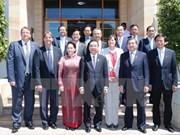 Activités de la présidente de l'AN Nguyen Thi Kim Ngan en Australie