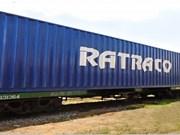 Le Vietnam achemine le premier train de conteneurs vers la Chine
