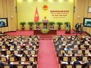 Ouverture de la 5e session du Conseil populaire de Hanoi