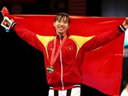 Taekwondo : Truong Thi Kim Tuyen décroche le bronze de la finale du Grand Prix mondial