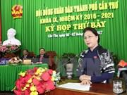 Cân Tho doit jouer le rôle central dans le développement du delta du Mékong