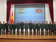 L'Inde aide le Vietnam dans les opérations de maintien de la paix