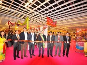 Les entreprises vietnamiennes participent à une foire artisanale en Italie