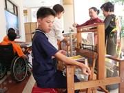 Plus de 1,2 million de personnes handicapées ont besoin d'une formation professionnelle