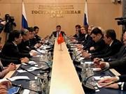 Le Parti communiste du Vietnam promeut la coopération avec le parti Russie unie