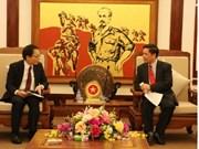 Le ministère des Transports et des Communications renforce sa coopération avec la JICA