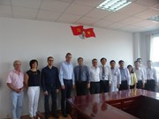 Le Centre hospitalier de Périgueux aidera des établissements à Hanoï et Cân Tho
