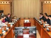 Hô Chi Minh-Ville apprécie les aides de la Banque mondiale