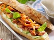 Le Bánh mì parmi les 10 meilleurs sandwiches au monde