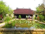 Près de 32,6 milliards de dongs pour protéger les maisons-jardin à Hue