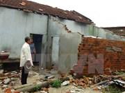 L'UE accorde 200.000 euros pour soutenir des victimes du typhon Damrey
