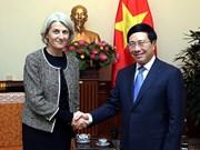 Le Vietnam invite le Danemark à soutenir la ratification rapide de l'EVFTA