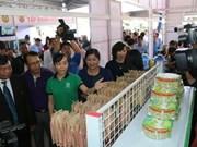 Foire du commerce et du tourisme Cambodge - Laos – Vietnam 2017 à Binh Phuoc