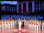 Activités à l'occasion des 73 ans de l'Armée populaire vietnamienne