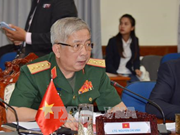 Troisième dialogue sur la politique de défense Vietnam-Cambodge