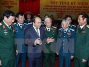 Le PM demande une modernisation rapide de l'Armée de l'air et de la défense anti-aérienne