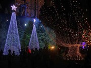 Noël : les lieux les plus fréquentés à Hô Chi Minh-Ville