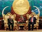 Le Laos souligne les contributions des volontaires vietnamiens