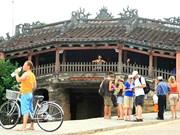 Hôi An a accueilli 3,22 millions de touristes en 2017