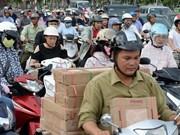 Le port du casque au Vietnam vu par les médias internationaux