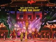 Le programme « Xuân Quê hương » 2018 se tiendra à Hanoi