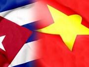 Message de félicitations à l'occasion de la Fête nationale de Cuba
