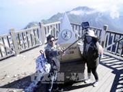 Sa Pa accueille 40.200 touristes durant les jours fériés