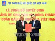 Le chef du gouvernement demande à PVN de poursuivre sur sa lancée