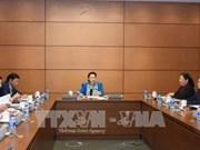 Préparation de la 26e conférence annuelle du Forum parlementaire Asie-Pacifique