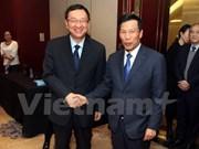 Le Vietnam et la Chine promeuvent la coopération dans la culture