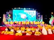 Quang Ninh : fête du camélia aux fleurs jaunes 2018