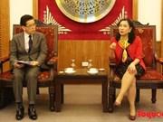 Le Vietnam souhaite coopérer avec l'Université japonaise de Sanno dans la formation des cadres
