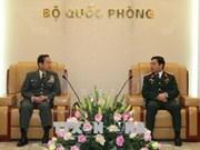 Vietnam – Japon : renforcer la coopération entre les forces d'infanterie