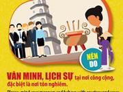 Thua Thien-Huê promulgue un code de conduite sur le tourisme