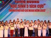 Activités à l'occasion de la Journée des élèves et étudiants vietnamiens