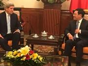 Les Etats-Unis restent un partenaire de première importance pour le Vietnam