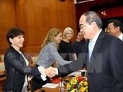Ho Chi Minh-Ville envisage une coopération renforcée avec l'UE