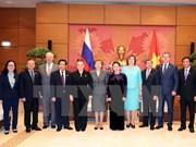 Renforcement des relations parlementaires Vietnam-Russie