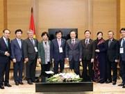 Promotion de la coopération entre les organes législatifs Vietnam - R. de Corée