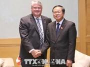 APPF-26: Le Vietnam souhaite approfondir le partenariat intégral avec le Canada