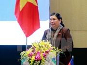 APPF-26 : première séance plénière sur la sécurité et la politique