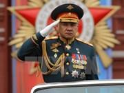 Le ministre russe de la Défense en visite officielle au Vietnam