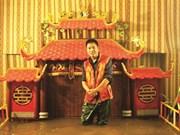 Un 2e mini-théâtre de marionnettes sur l'eau à Hanoï