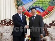 HCM-Ville partage son expérience de développement urbain avec Vientiane