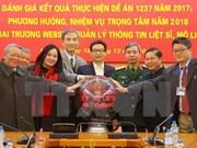 Rapatriement des restes de soldats vietnamiens tombés au Cambodge