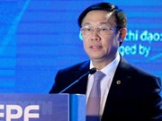 Le vice-Premier ministre Vuong Dinh Huê entame sa visite au Portugal
