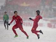 Le Vietnam termine 2e au Championnat d'Asie U23