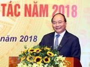 PM Nguyên Xuân Phuc : le Vietnam renforce la rénovation, l'intégration et le développement