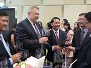 Rencontre avec des représentants des organismes étrangers à HCM-Ville