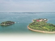 Îlot Ó, joyau du lac Tri An à Dông Nai